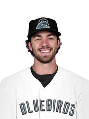 Dansby Swanson is a member of the Nashville Bluebirds,