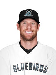Zack Cozart is a member of the Nashville Bluebirds,