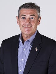 Florida Senate candidate Jason Maughan.