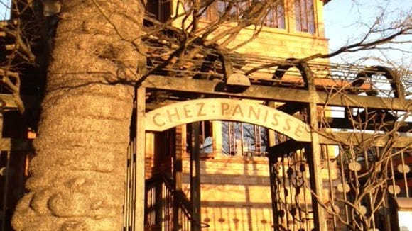 Chez Panisse has had a home in Berkeley, Calif., for more than 40 years.