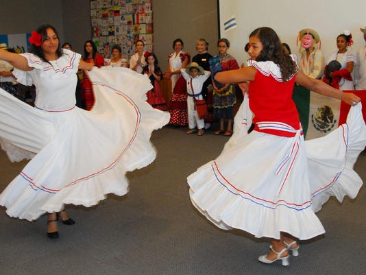 Hispanic Heritage Month at the Greenville Public Library