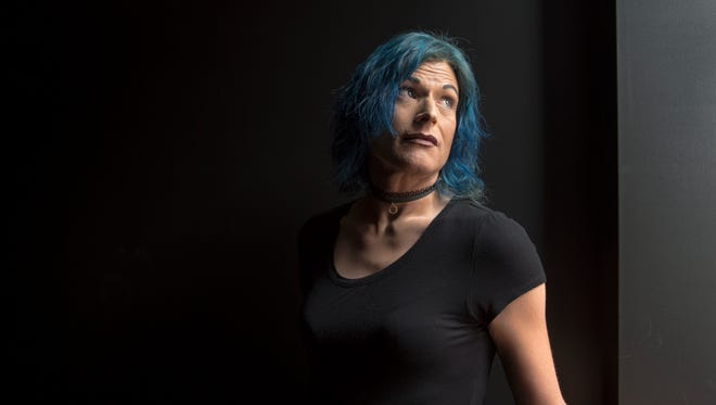 "Brianna Grazyna, 44, of Hanover, came out as a transgender woman in 2014 after struggling for years with her true identity. ""It was the most euphoric high to come out,"" she said. ""People aren't going to take that from me. I know who I am."""