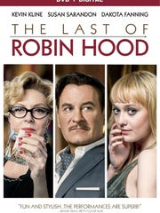 Kevin Kline and Susan Sarandon star in 'The Last of Robin Hood.'