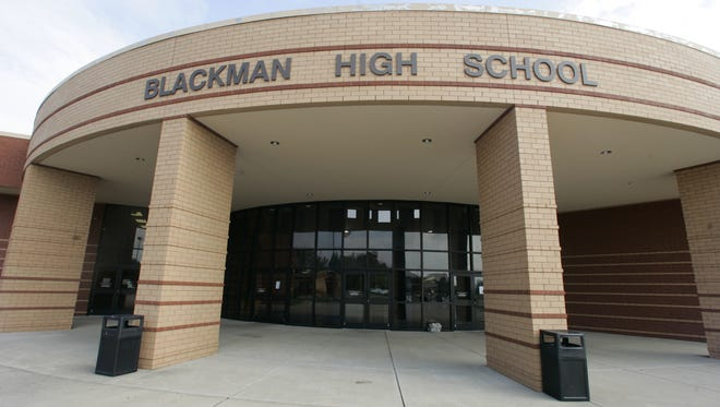 Blackman High School.
