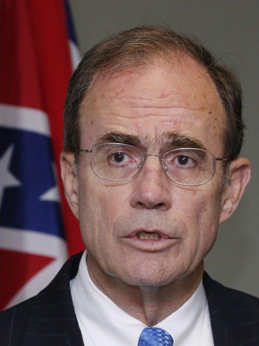 Mississippi Secretary of State Delbert Hosemann