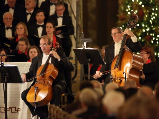 Holiday performances by the Milwaukee Symphony Orchestra