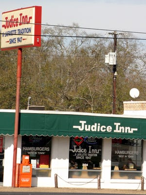 Judice Inn is one of Lafayette's most well-known spots.