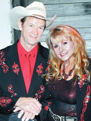 Dale and Terri Lisa Church will perform at the Paramount Center for the Arts.