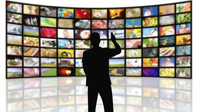 Falling digital ad rates limit digital media's profitability, and the digital world is turning towards still-lucrative television programming.