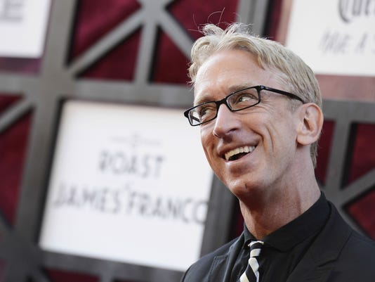 AP PEOPLE ANDY DICK A ENT FILE USA CA