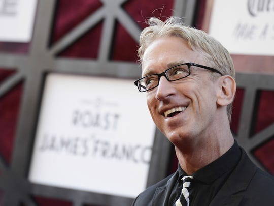 Andy Dick was punched outside of New Orleans nightclub after performing there this weekend.