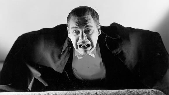 Lon Chaney Jr. went from Wolf Man to A-list vampire