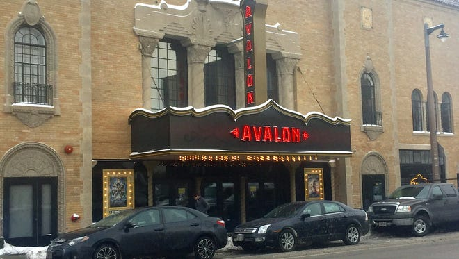 The Avalon Theatre is one of the larger properties in the Bay View Business Improvement District. The district is facing termination if opponents can get enough of its commercial properties owners to sign their petition.