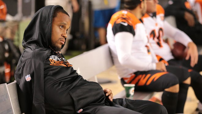 Former Cincinnati Bengals middle linebacker Kevin Minter signed with the New York Jets for 2018.