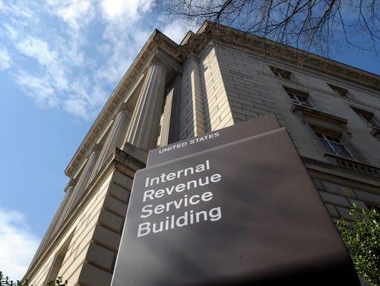 AP IRS IDENTITY THEFT A USA DC