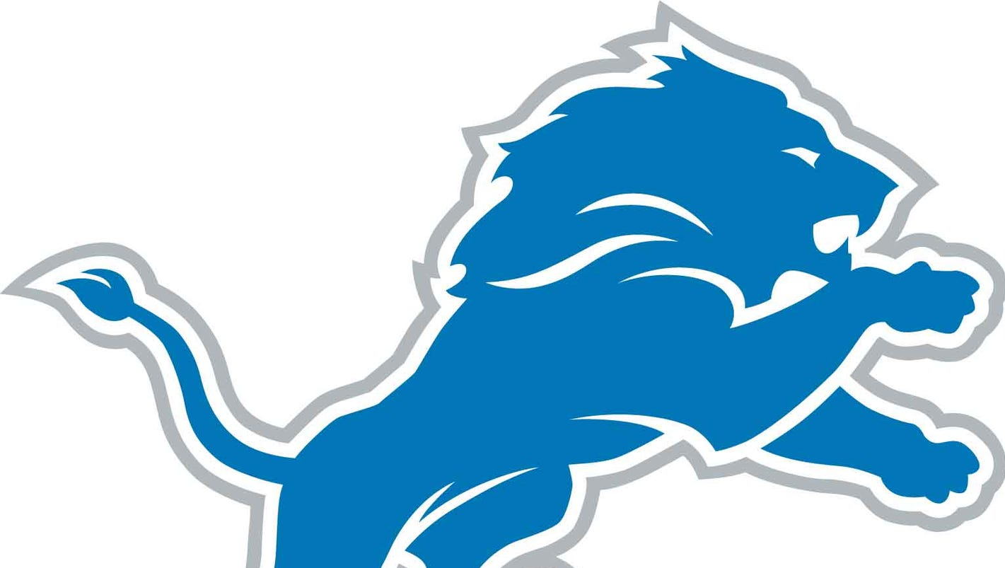 detroit lions tweak logo and font will alter uniforms too