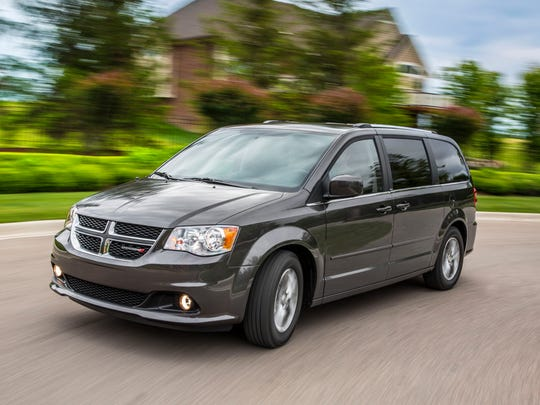 "The only Dodge model that did not rate ""below average"" was the Grand Caravan in the Consumer Reports magazine's reliability survey."
