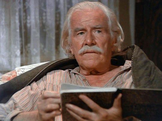 Will Geer, as Grandpa Walton