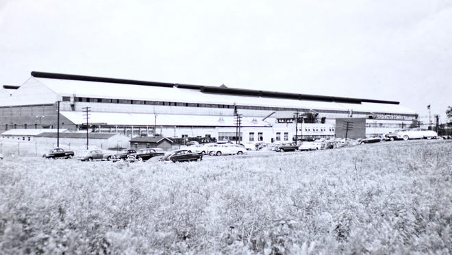 Ford plant on Georgetown Road NE