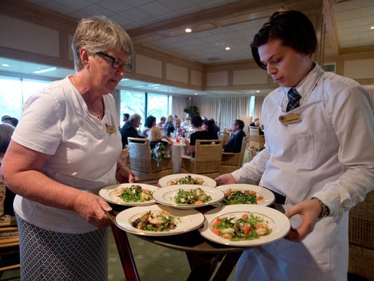The fun part of the Top Chef Challenge is that people get to taste all the wonderful dishes prepared by chefs in the competition. This year's qualifying round is March 5 and the finale is March 19.