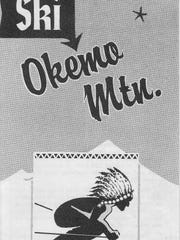 First brochure for Okemo dating back to 1955-56.