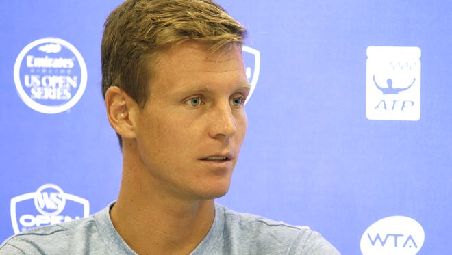 Tomas Berdych added former World No. 2 Goran Ivanisevic to his coaching team this week.