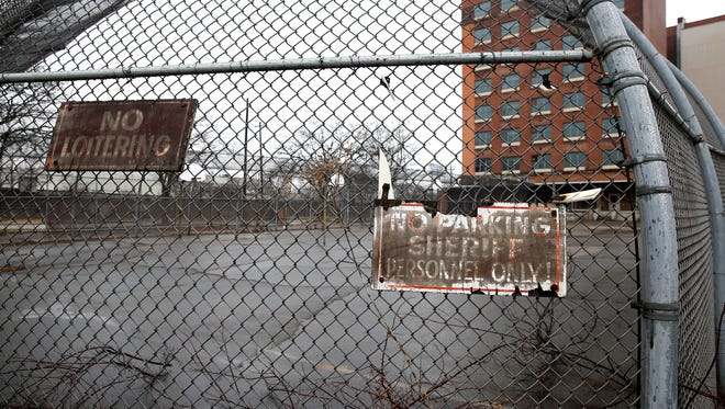 Queensgate Correctional  Facility closed in 2008 could provide a good solution to jail overcrowding according to Sheriff Jim NeilWhen the county closed the Queensgate jail it housed more than 800 prisoners. Photo shot  Wednesday February 14, 2018.