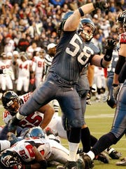 Isaiah Kacyvenski was drafted by the Seattle Seahawks in 2000, and spent six seasons as a linebacker and special teams ace for the team.