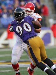 Nothing gold can stay (including the Ravens' awful,
