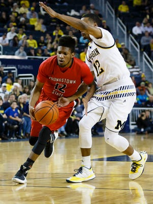 Youngstown State guard Cameron Morse, of Flint, is fifth in the nation in scoring, averaging 23.7 points per game.