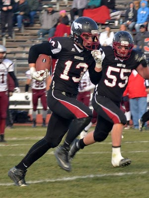 Fort Morgan tight end Trey McBride is expected to sign a National Letter of Intent on Wednesday to play football at CSU.
