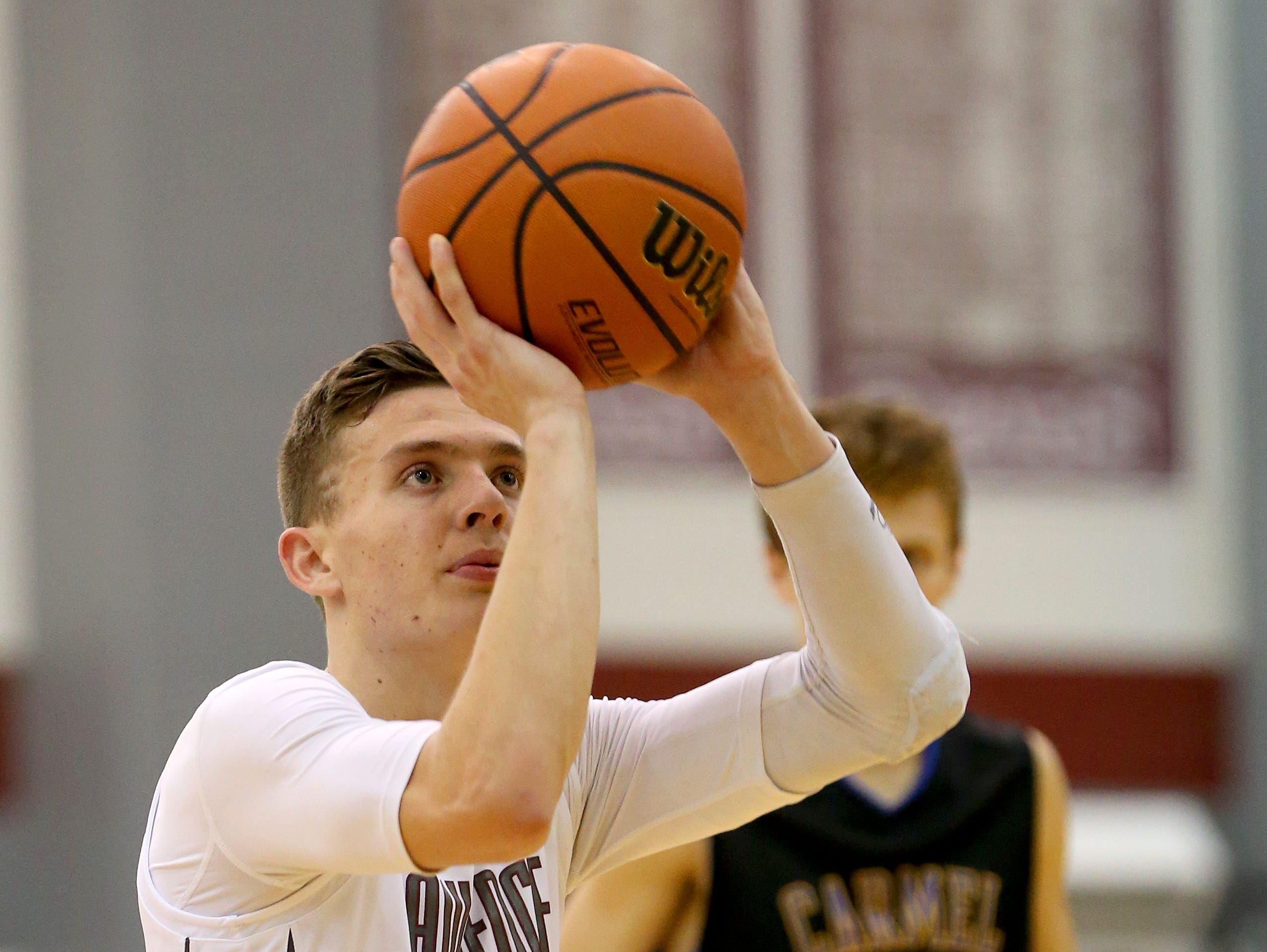 Lawrence Central's Kyle Guy is one of three finalists for IndyStar Mr. Basketball.