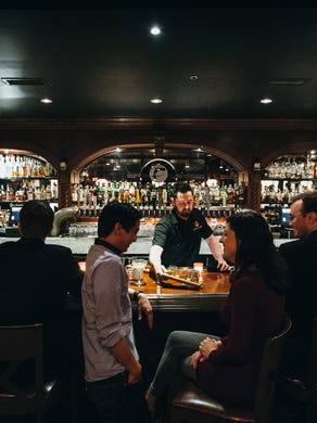 While the Nordeast food map goes on and on, it's time to head to Minneapolis' trendy North Loop neighborhood.  Make a stop at Butcher & the Boar, a carnivore's delight also known for its craft beer and extensive bourbon selection.