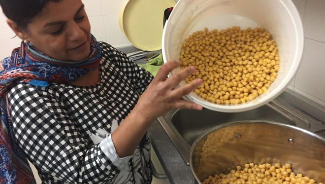 """""""Hummus! The Movie"""" is screening at the 2017 edition of the Lenore Marwil Detroit Jewish Film Festival."""