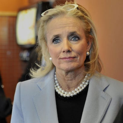Dingell groped by 'historical figure' in '80s