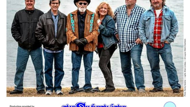 The Sweetwater Band is booked to play at Wellington's Regent Theater, Nov. 28.