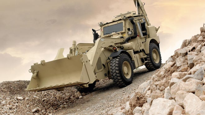 Pooler-based JCB North America has been awarded a contract to supply the U.S. military with a fleet of specialized High Mobility Engineer Excavators. Prototypes of the machine, which are capable of speeds up to 55mph, were first developed in 2002.