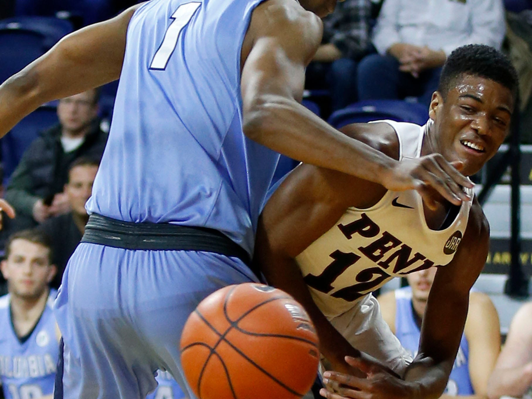 Penn beats Columbia for first league victory | USA TODAY ...