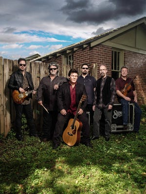 The country group Shenandoah will have a Christmas concert at Troy University's Davis Theatre on Friday.