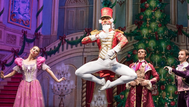 Local youth dancers will take part when the Moscow Ballet performs The Great Russian Nutcracker in November at the Clemens Center in Elmira.