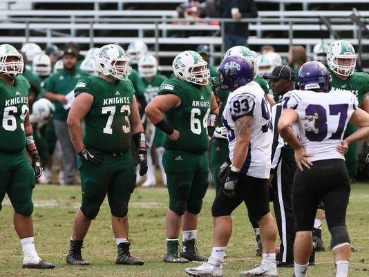 San Jose City College @ Shasta College, football.