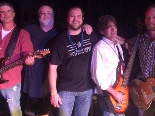 The Nick Reed Band will perform Saturday night in Yellville.