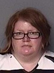 Misty Ray, 40, of Perry was charged Thursday, May 18,