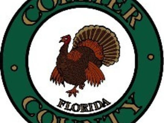 #stock Collier County seal