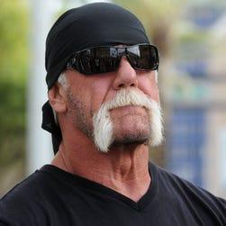 Hulk Hogan in Tampa in 2012.