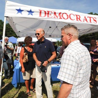Vice President Joe Biden at The Sussex County Democratic