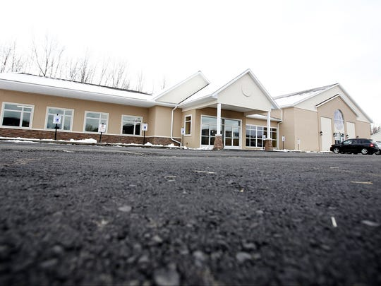 The Higher Hope Church congregation recently moved into their new facility on Maple Street in Big Flats after about 10 years of bouncing from venue to venue.