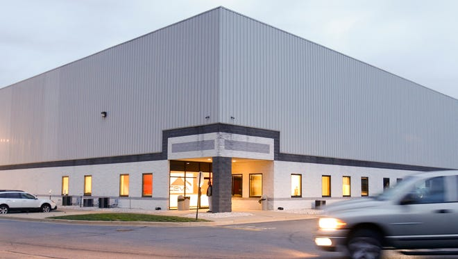 CEVA Logistics location in the Twin Spans Business Park in New Castle.