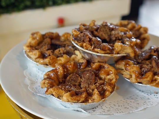 Sugar Jam Mini Pecan Pies