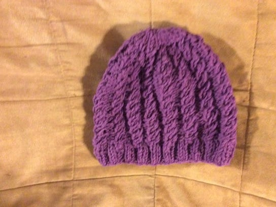 Have you tried this cabled chemo cap yet? The pattern